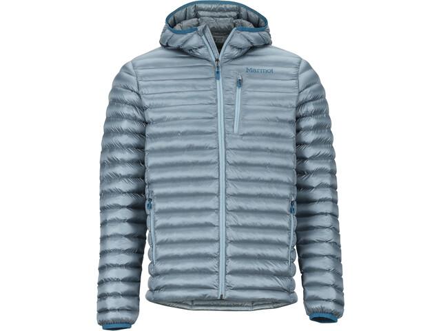 Marmot Avant Featherless Huppari Miehet, blue granite